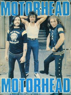 Motörhead, 1981 via