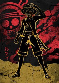 Heroic Luffy by Fanfreak Zoro One Piece, One Piece Anime, Anime One, Monkey D Luffy, Mugiwara No Luffy, One Piece Wallpaper Iphone, One Piece Tattoos, Popular Manga, Anime Crossover