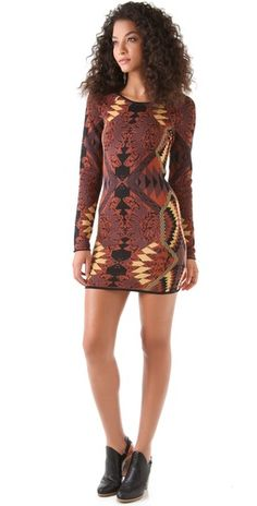 Stylmee - Free People Huntress of Man Dress $168  #fashiongame #fashion
