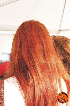 Red Hair Shades - every red hair shade imaginable