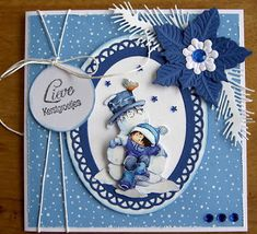 3d Cards, Marianne Design, Stampin Up, Daisy, Christmas Cards, Give It To Me, Crafty, Big Shot, Happy New Year