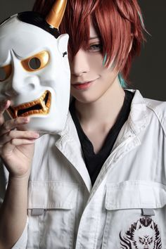 hypmic doppo cosplay Cosplay Boy, Cosplay Anime, Donut The Dog, Video Game Cosplay, Human Reference, Rap Battle, Realistic Drawings, Manga, Touken Ranbu