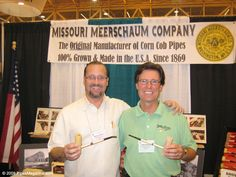 My first pipe was a Missouri Meerschaum corn cob pipe. Great pipe, it lasted for years.