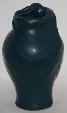 Van Briggle Pottery 1898 Design Lorelei Vase from Just Art Pottery