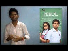 Pencil Tralier Review By M.D.R   | G. V. Prakash Kumar, Sri Divya