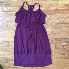 Lululemon Tank Size 6. Worn only a couple of times. lululemon athletica Tops Tank Tops