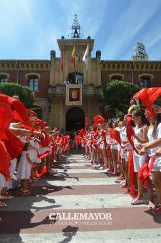 Fiestas de Estella 2012 Pañuelada  Infantil