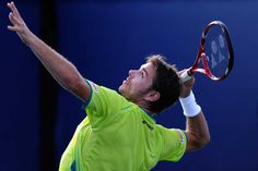 Stanislas Wawrinka (SUI)[18] dropped Sergiy Stakhovsky (UKR) in first round action on court 8 - Andrew Ong/USTA