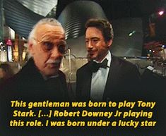 I have a bad feeling about this. the father of the MCU, and his firstborn. hehe The post I have a bad feeling about this. appeared first on Marvel Universe. Marvel Jokes, Marvel Funny, Marvel Dc Comics, Marvel Heroes, Marvel Avengers, Iron Man Tony Stark, Tony Stark Comic, Marvel Tony Stark, Make Up Geek