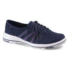 36d49b6abe4 Fingerhut - Keds Women s Fuse Lace Casual Sport Shoe - Navy Sport Casual