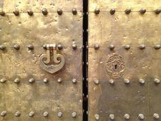 Cordoba, Spain -- Mezquita doors