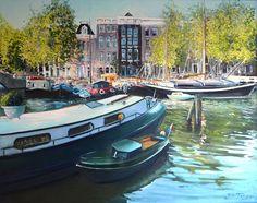 Jan Pieter Foppen | Schilderkunst | Hedendaags impressionisme