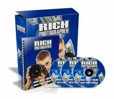 Rich Photographer - Make Money With Online Photos!