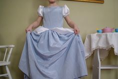 nest full of eggs: Cinderella Dress-up Dress
