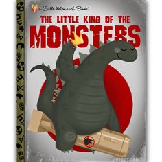 Joebot - The Little King of the Monsters