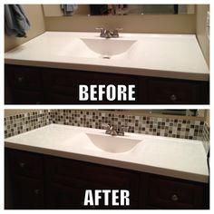 Bathroom Tile Diy