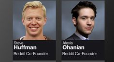 Reddit Co-Founders Chat With Bloomberg About Internet Privacy Freedom And More