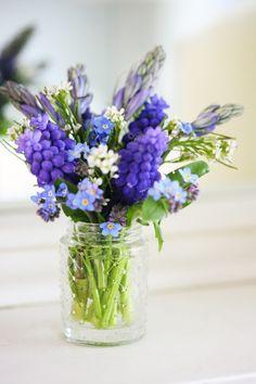 Pin Von Wendy C Auf Flowers.............*bouquets & Bunches** (2 ... Dekoration Mit Blumen Ideen Entsprechende Fruhlingsstimmung