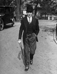 fashion designer, jean patou | october 1924 | #vintage #1920s #fashion