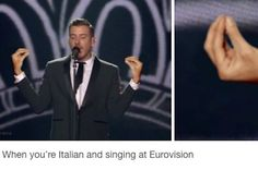 29 Of The Funniest Tumblr Posts About Eurovision 2017