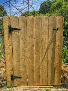 DIY Garden Gate – Dan330
