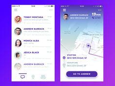 Social Navigation App v2 by Radek Jedynak