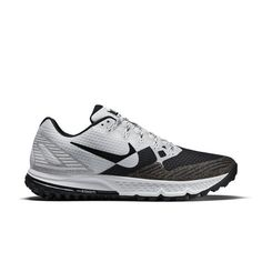 Nike Air Zoom Wildhorse 3 DOS Mens Running Shoes 10 Black White 789560 101 #Nike #RunningCrossTraining