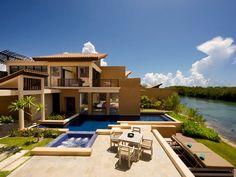 Banyan Tree Mayakoba, la Ribera Maya - Viajes de Turismo y Aventura, Resorts y Clubs de vacaciones