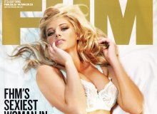 Genevieve Morton Is FHM's Sexiest Woman In The World (PHOTO)