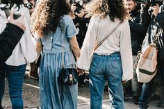 Collage Vintage - great street style looks to follow