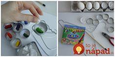 Úžasný nápad, ako ozdobiť kraslice pomocou voskoviek. Inšpirujte sa a skúste to tento rok aj vy. Zdobenie je jednoduché a výsledok skutočne prenádherný! Color, Colour, Colors