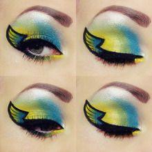 Virgo style by Honey-Lemonade on DeviantArt Makeup Blog, Makeup Art, Eye Makeup, Makeup Ideas, I Love Makeup, Pretty Makeup, Awesome Makeup, Virgo, Sugarpill Cosmetics