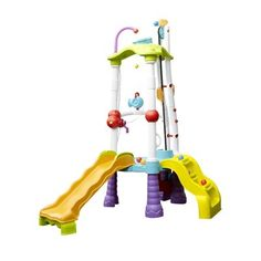 The Little Tikes Fun Zone Tumblin' Tower Climber is perfect for indoor or outdoor fun and is a great way for kids to stay active all year long! Kids Water Table, Sand And Water Table, Little Tikes Playground, Sandbox With Lid, Kids Climber, Tower Climber, Special Needs Toys, Toys R Us Canada, 230