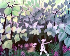 Mary Blair- Peter Pan