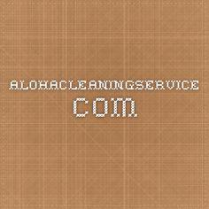 alohacleaningservice.com