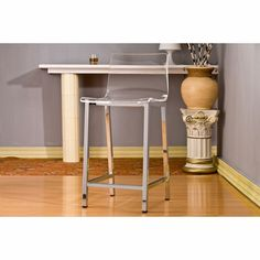Pure Decor Acrylic Counter Stool