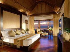 Bedroom - Rawi Warin Resort and Spa, Krabi Thailand by HOTEL THAILAND