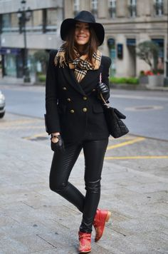 #Winter outfit #maria257893 #fashionoutfit www.2dayslook.com