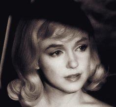 """Marilyn Monroe in """"The Misfits"""" 1961"""