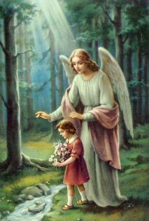 Junto a nuestro Ângel Guardiân !!! Con Amor Angêlico..Buen dÎa Vida Mìa !!! Gringuita Joyce