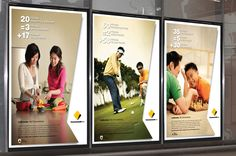 Commonwealth Bank advertising campaign - red brand buildersred ...