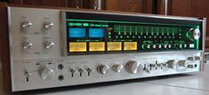 SANSUI channel receiver l 4 channel: 60 watts l 2 channel: 120 watts Hifi Audio, Audio Speakers, Radios, Stereo Amplifier, Carver Amplifier, Audio Room, Audio Sound, Audio System, Audiophile