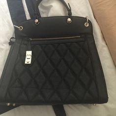 Black purse In excellent condition. Black purse. Lots of life. For work or casual. Other