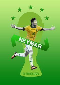 Neymar Brazil Neymar Brazil, Football Posters, Soccer News, Neymar Jr, Arsenal Fc, Best Player, Fc Barcelona, Overwatch, World Cup
