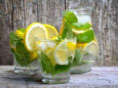 Diétázz citrommal: 10 kiló mínusz egy kúra alatt!   Mindmegette.hu Fresh Rolls, Ethnic Recipes, Food, Essen, Meals, Yemek, Eten