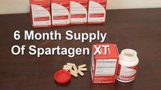 My Six Month Supply Of Spartagen XT