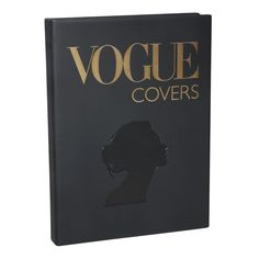 Vogue Covers - Custom Italian Matte Metallic Finish   Graphic Image