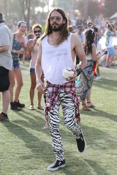 Jared Leto, even though too media now, was the best-dressed man at the festival (even with Austin Butler)