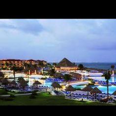 Moon Palace Cancun MX.