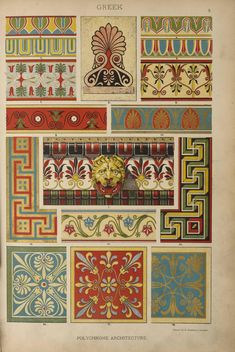 Emil Hochdanz (1816-1885) — Greek. Historic styles of ornament (1305x1951)